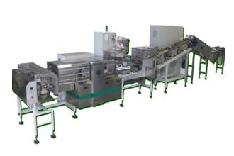 Máquinas para tortas de arroz